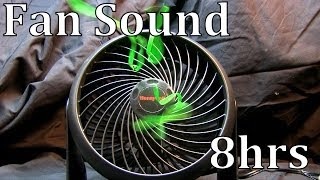 """The Sound of a Black Fan"" 8hrs Fan Video"