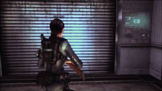 Resident Evil: Revelations - Gameplay Walkthrough (Прохождение) - PC - Part 5 [1080p]