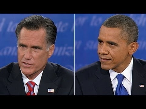 Obama to Romney: U.S. Uses Less Horses and Bayonets Today - Presidential Debate 2012