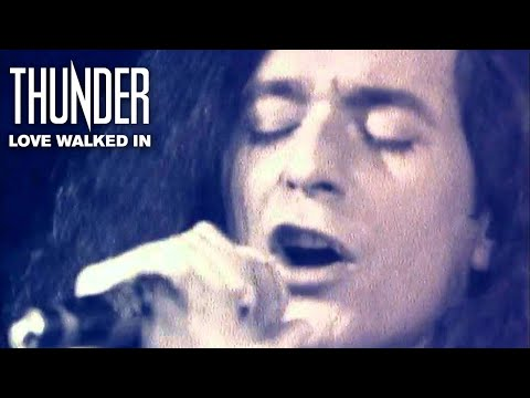 Thunder – Love Walked In (Official Video) Mp3