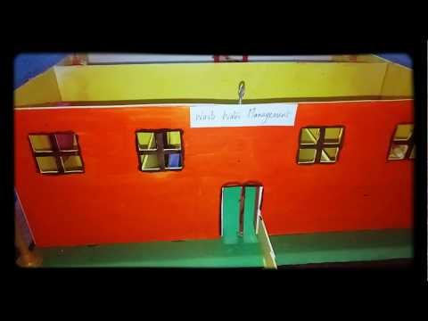School Project - Waste Water Management - Working Model ( www.schoolprojectcenter.in)