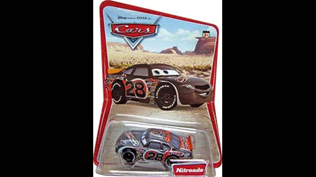 Diecast Pixar Cars Price Guide - Dollar Values Lizzie to Green ...