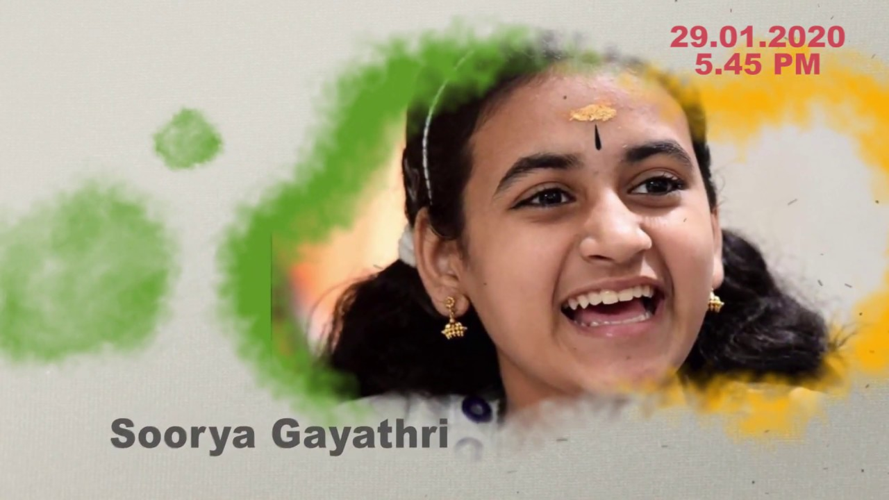 Coming up: 11th Indian Music Festival - Vasant Panchami Sangeetotsav Jan - Feb 2020 | Chowdiah Hall