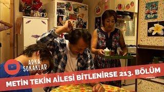 Metin Tekin Ailesi Topluca Bitlenirse 213. Bölüm