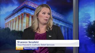 Catholic Relief Services wants to eliminate orphanages-ENN 2017-08-01