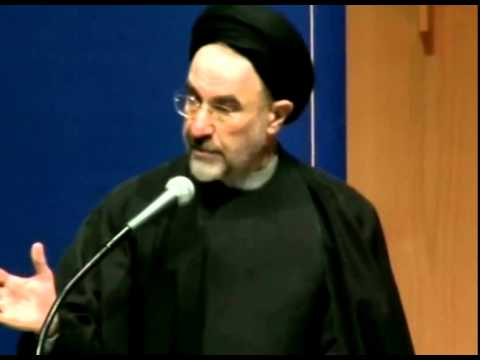 Khatami's ّFull Speech at Australian National University (ANU)