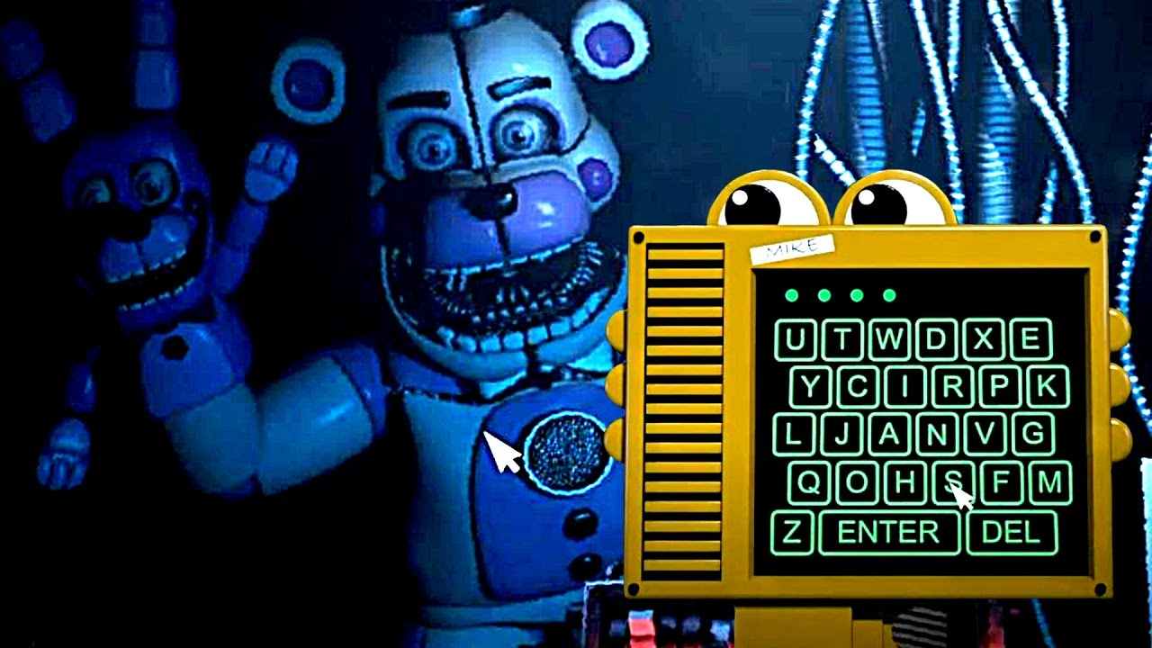 Fnaf Sister Location Gameplay Nights 1 Amp 2 Terrible