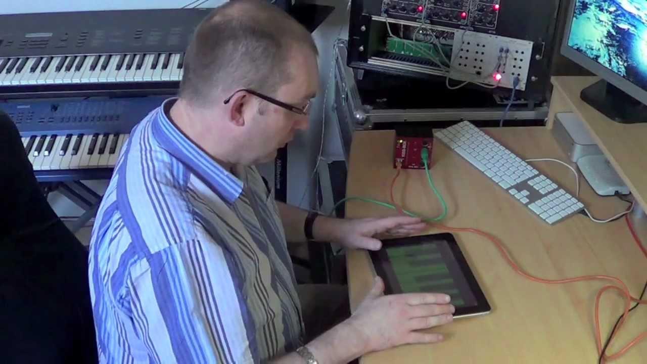 KISS-BOX DW8000 RTP-MIDI DRIVER (2019)