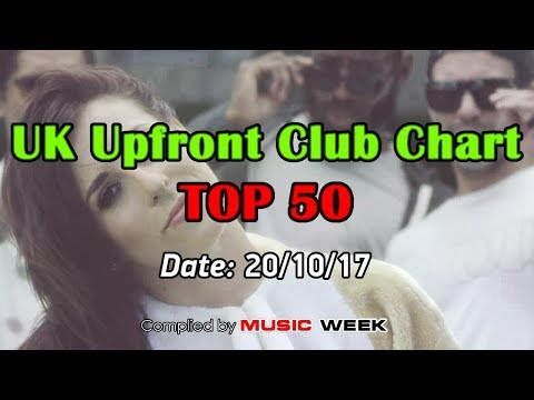 UK TOP 50 - UPFRONT CLUB CHART (20/10/2017)