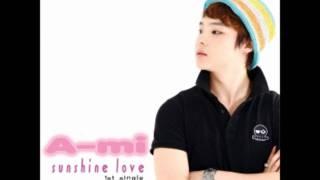 A-mi - 01 Sunshine Love (feat.디아)