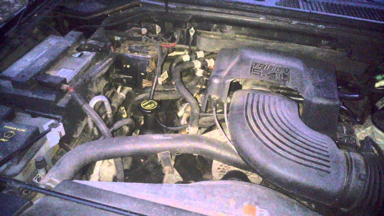 2000 ford expedition xlt engine 5.4l v8