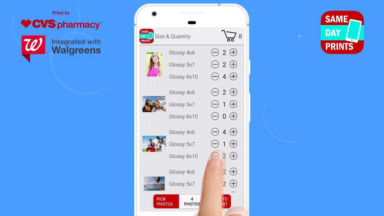 free cvs photo app best place to