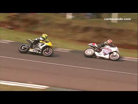 Resumen de la Stock Open del Superbike Argentino en Posadas