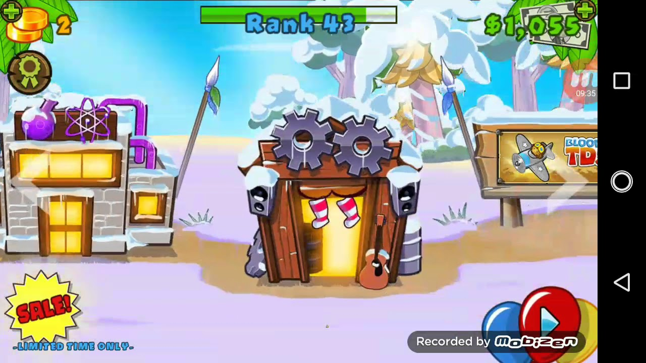 Merry Christmas (Bloons Tower Defense 5 episode 7)