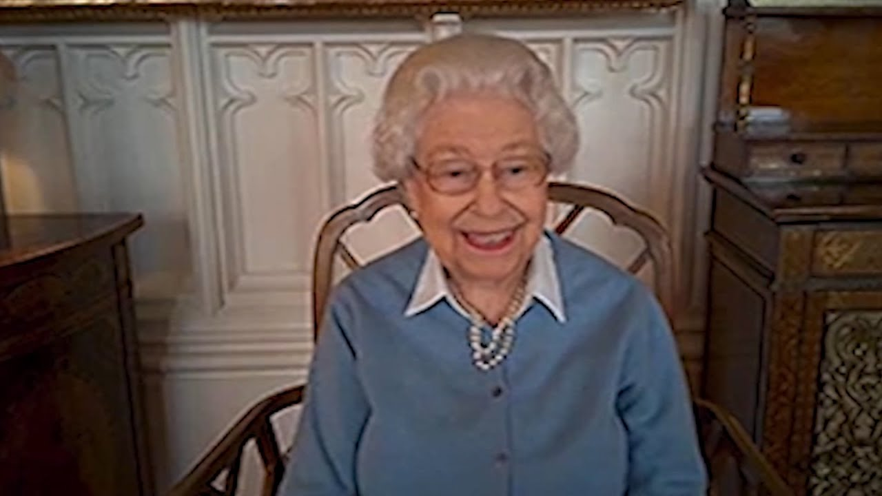 The Queen's call with KPMG