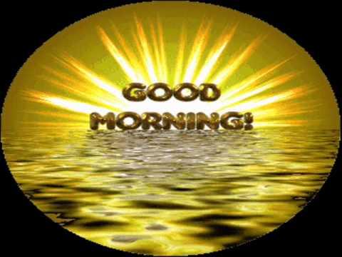 good morning beautiful animated