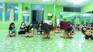 Iraqi Bellydance - Bellygirls Club - Trung tâm dạy bellydance thiếu nhi tại HCM