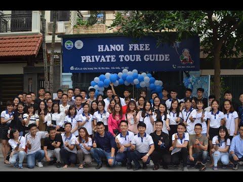 Giới thiệu Hoạt động clb Hanoi Free Private Tour Guide