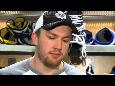 James van Riemsdyk - April 13, 2015