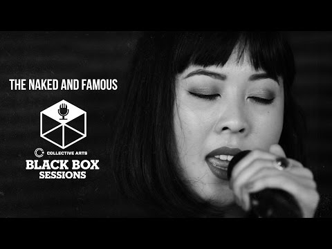 """The Naked and Famous - """"Higher"""""""