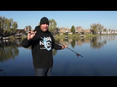 Bass Fishing Casting Techniques