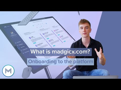 1.1 - What is madgicx.com? <br> Onboarding to the platform