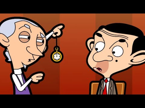 Bean Hypnotised | Season 2 Episode 31| Mr. Bean Official Cartoon