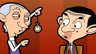 Bean | Sezon 2 Bölüm 31| Bay Bean Resmi Karikatür Hipnotize