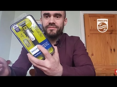 unboxing-the-oneblade,-this-is-not-a-shaver-|-philips-|-qp2520