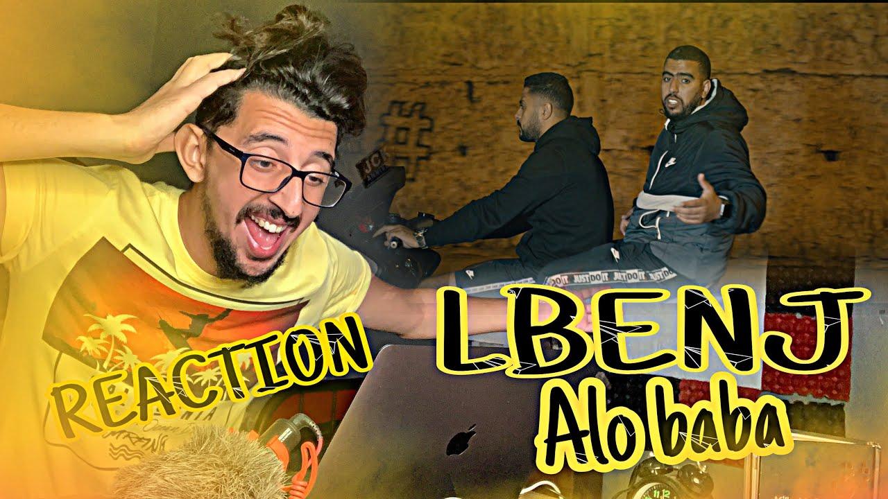 Download Lbenj - Allo Baba (Official Video) REACTION CLASH.....