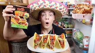 Ich esse 1 Tag lang eure LIEBLINGSGERICHTE (mit Tacos)