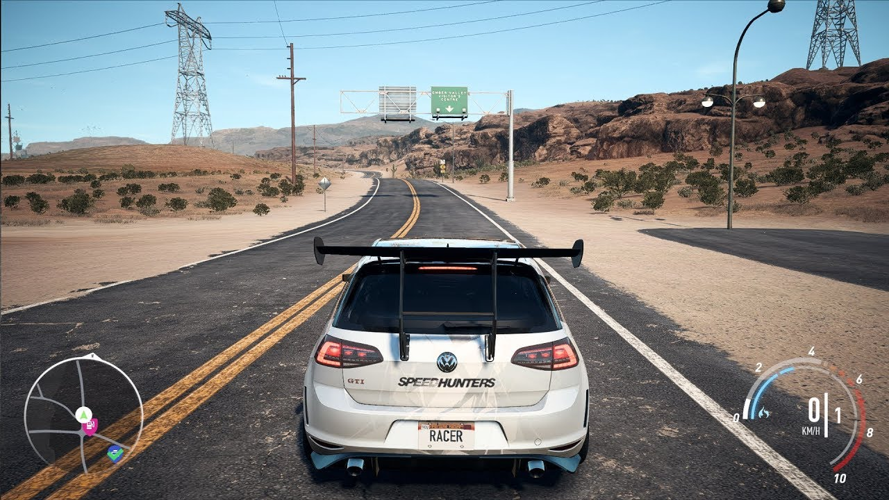 free roam need for speed payback