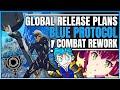 Blue Protocol - Insane Combat & Class Rework + Global Launch Plans + New Class & Gameplay! (News)