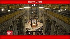 Sainte Messe 14 juin 2020  Pape François