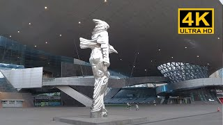 [4K] 해운대 센텀시티, 영화의 전당 걷기. Haeu…