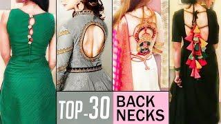 Back images suit ladies neck design Top 10