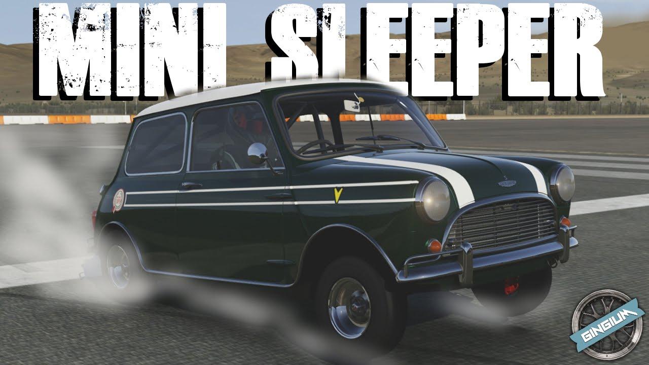how to build a sleeper car