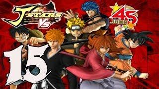 J-Stars Victory VS+ - Gameplay Walkthrough Part 15: Save the World