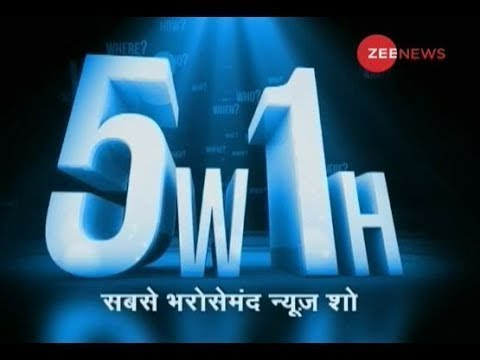 5W1H: Everyone got swept by Narendra Modi`s Tsunami says Salman Khurshid