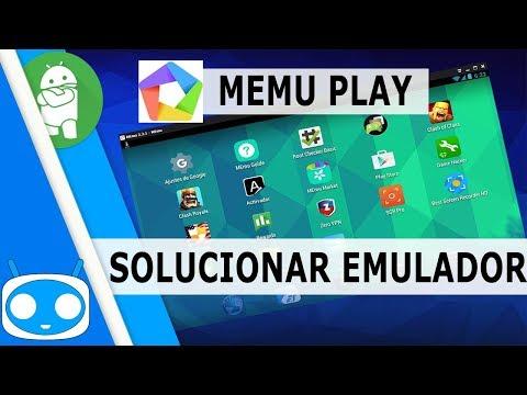 Emulador Android MEMU no carga, no abre 99% 59% - Soluciones 2019