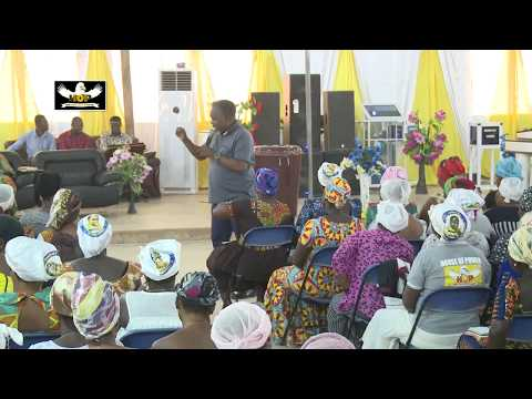 EXCHANGE OF WEALTH, 26th  january 2018, Prophet Francis Kwateng