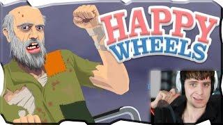 Richtig viele ZuschauerLevels - Zeozockt Happy Wheels