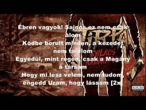 Tirpa - Magány Dalszöveg/Lyrics