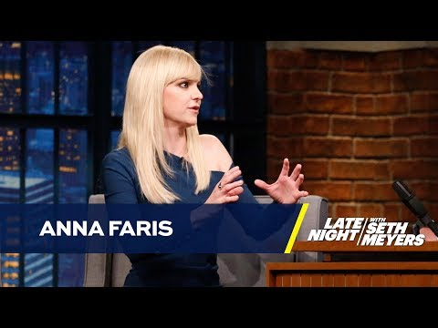Anna Faris Explains Why Threesomes Sound Better Than They Actually Are