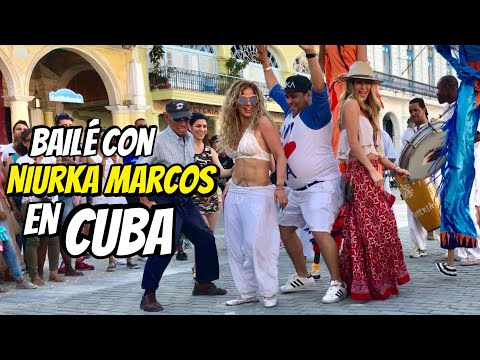Bailé en Cuba con Niurka Marcos - JR INN Vlog