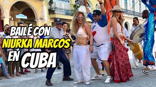 Bailé con Niurka Marcos en Cuba - JR INN Vlog