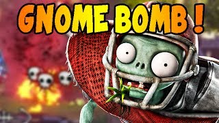 Plants vs. Zombies: Garden Warfare - Gnome Bomb Legendary Match! (All-Star, Sky Trooper)