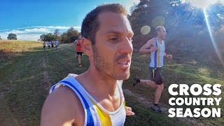 Running in a cross country league