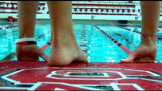 Short Documentary on Hannah Freyman---Swimmer at N.C. State
