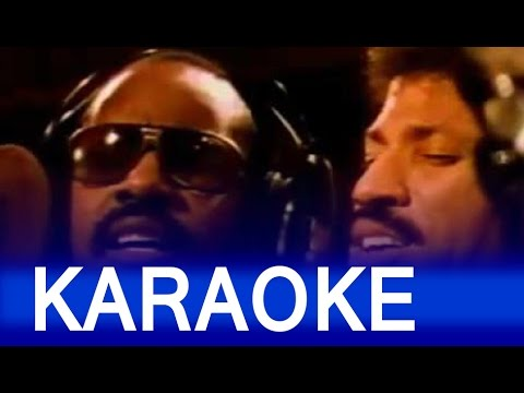 USA for Africa – We Are The World Lyrics Instrumental Karaoke